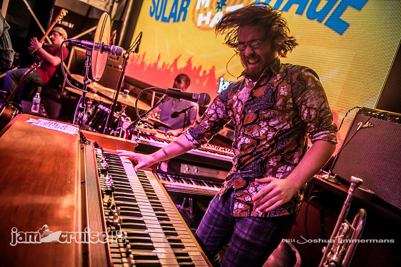 The Revivalists- Jam Cruise 12 - Magic Hat Solar Stage - 1/7/14 - MSC Divina. ©Josh Timmermans 2014