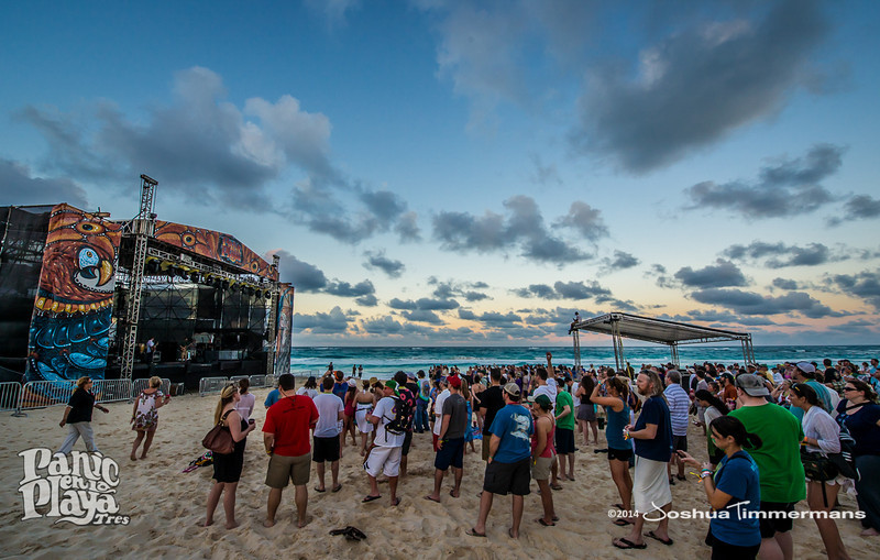 Panic en la Playa Tres - Pre-event check in & soundcheck - 3/16/13 - Hard Rock Resort & Casino - Punta Cana, Dominican Republic. ©Josh Timmermans & Noble Visions.  Full galleries: http://wp.me/p1Ts4X-St