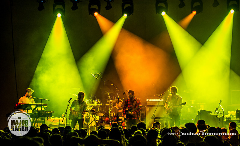The Major Rager - Moon Taxi - 4/7/14 - Augusta Convention Center - Augusta, GA. ©Josh Timmermans & Noble Visions.  Full Gallery: http://wp.me/p1Ts4X-Th