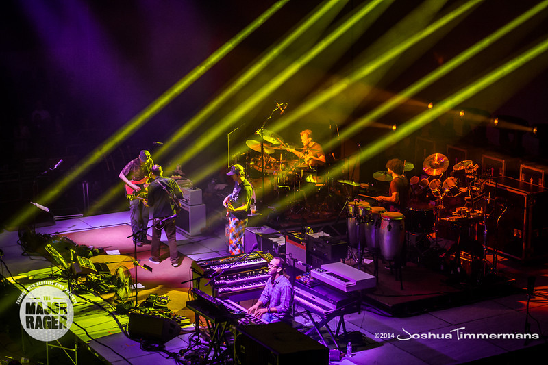 The Major Rager - Umphrey's McGee - 4/7/14 - Augusta Convention Center - Augusta, GA. ©Josh Timmermans & Noble Visions.  Full Gallery: http://wp.me/p1Ts4X-Th