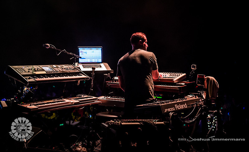 The Disco Biscuits - Mayan Holidaze - 12/19/13 - Now Sapphire Resport & Spa - Puerto Morelos, Mexico.  ©Josh Timmermans 2013