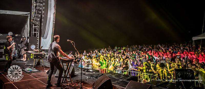 STS9 - Mayan Holidaze - 12/19/13 - Now Sapphire Resport & Spa - Puerto Morelos, Mexico.  ©Josh Timmermans 2013
