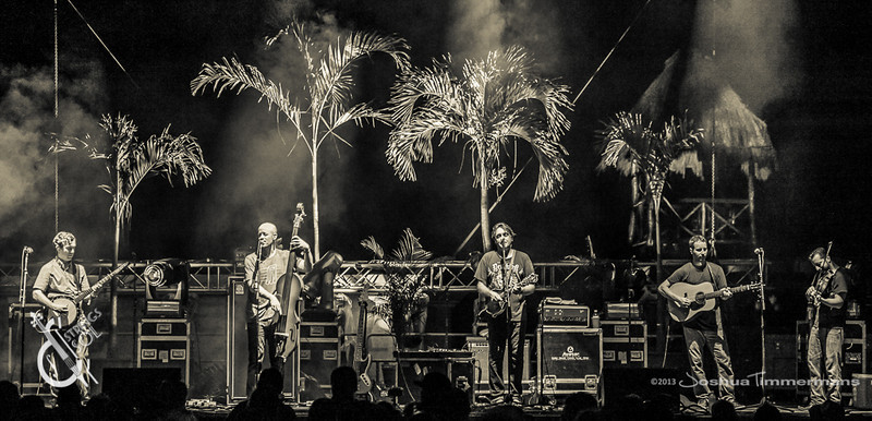 Yonder Mountain String Band - 12/11/13 -  Now Sapphire Resort, Puerto Morelos Mexico - Photo ©Josh Timmermans 2013