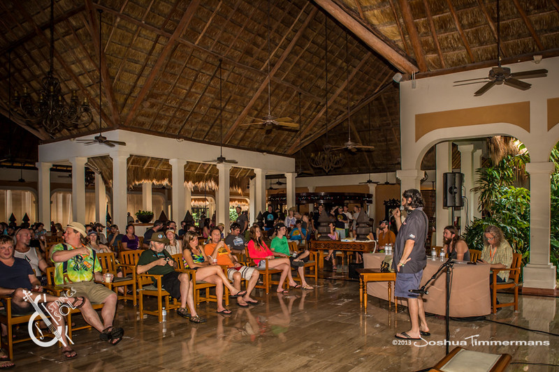 Strings & Sol - 12/12/13 - Now Sapphire Resort, Puerto Morelos Mexico. ©Joshua Timmermans 2013