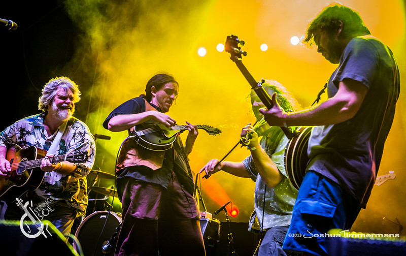 Leftover Salmon - Strings & Sol 12/14/13 - Now Sapphire Resort, Puerto Morelos Mexico - Photo © Josh Timmermans 2013