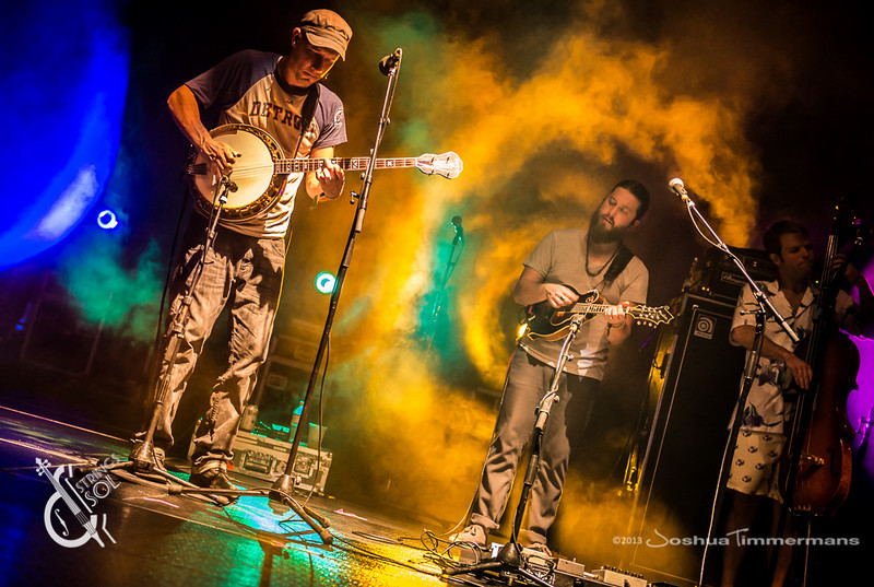 Greensky Bluegrass - 12/11/13 -  Now Sapphire Resort, Puerto Morelos Mexico - Photo ©Josh Timmermans 2013