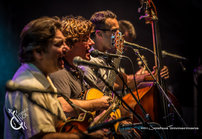 Keller Williams & The Travelin' McCoury's - Strings & Sol 12/14/13 - Now Sapphire Resort, Puerto Morelos Mexico - Photo © Josh Timmermans 2013